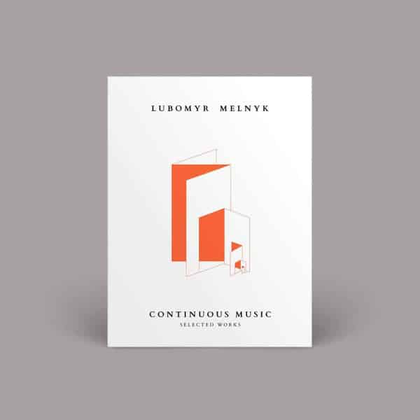 'Continuous Music: Selected Works' by Lubomyr Melnyk