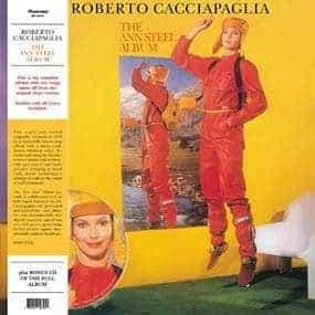 The Ann Steel Album by Roberto Cacciapaglia