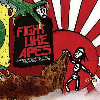 'And The Mystery Of The Golden Medallion' by Fight Like Apes
