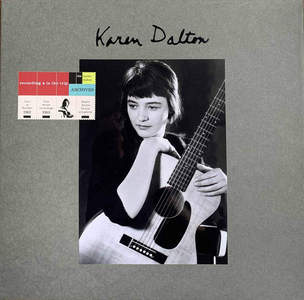'Recording is the Trip – The Karen Dalton Archives' by Karen Dalton