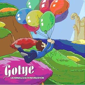 'Learnalilgivinanlovin' by Gotye
