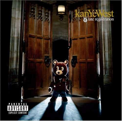 'Late Registration' by Kanye West