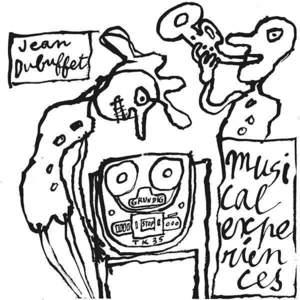 'Expériences Musicales De Jean Dubuffet' by Jean Dubuffet
