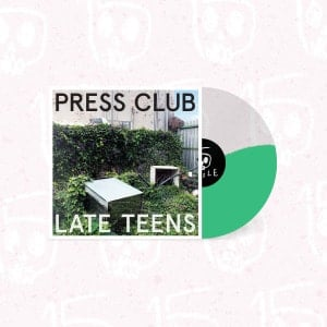 'Late Teens' by Press Club