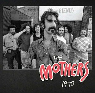 'The Mothers 1970' by Frank Zappa