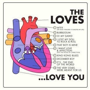 '...Love You' by The Loves