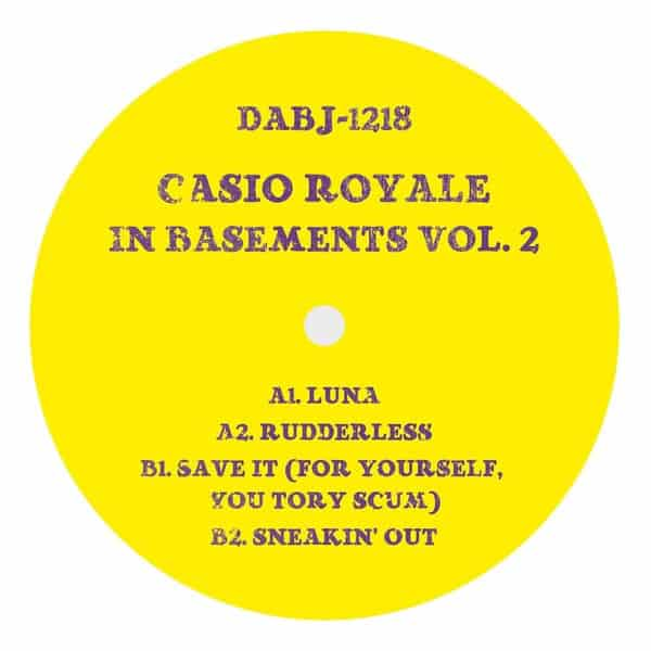 'In Basements Vol. 2' by Casio Royale