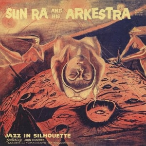 'Jazz In Silhouette' by Sun Ra