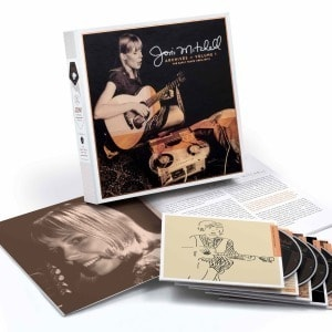 'Joni Mitchell Archives – Vol 1 The Early Years (1963-1967)' by Joni Mitchell