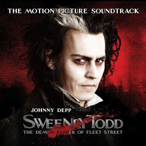 'Sweeney Todd: The Demon Barber of Fleet Street (The Motion Picture Soundtrack)' by Stephen Sondheim