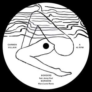 'Borders (Klara Lewis Remix) / Red Desert (Biosphere Remix)' by Carmen Villain