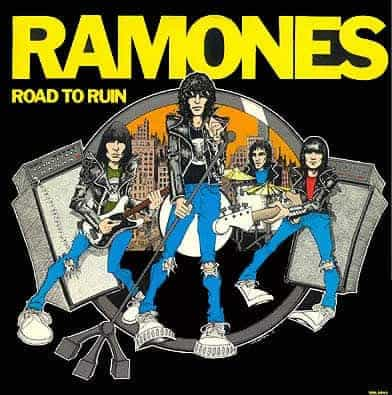 'Road To Ruin' by Ramones