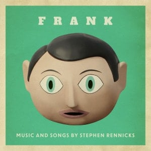 'Frank - Original Soundtrack' by Stephen Rennicks