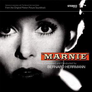 'Marnie - From The Original Motion Picture Soundtrack' by Bernard Herrmann