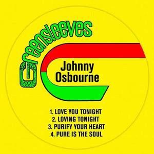 'Love You Tonight' by Johnny Osbourne
