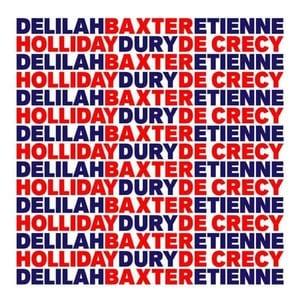 'B.E.D' by Baxter Dury, Étienne de Crécy, Delilah Holliday