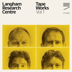 'Tape Works Vol. 1' by Langham Research Centre