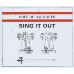 Sing It Out / Hum by Hope of The States