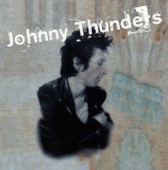 'Critics' Choice / So Alone' by Johnny Thunders