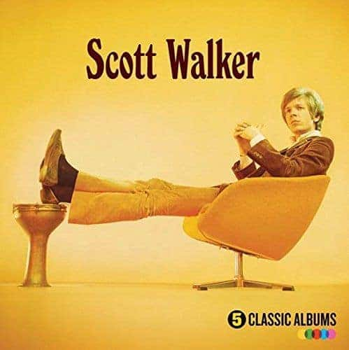 '5 Classic Albums' by Scott Walker