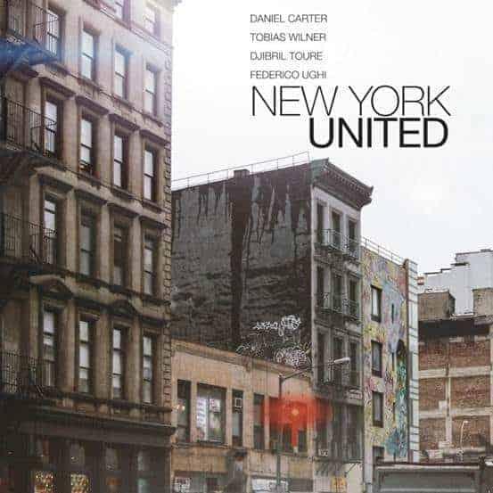 'New York United' by Daniel Carter, Tobias Wilner, Djibril Toure, Federico Ughi