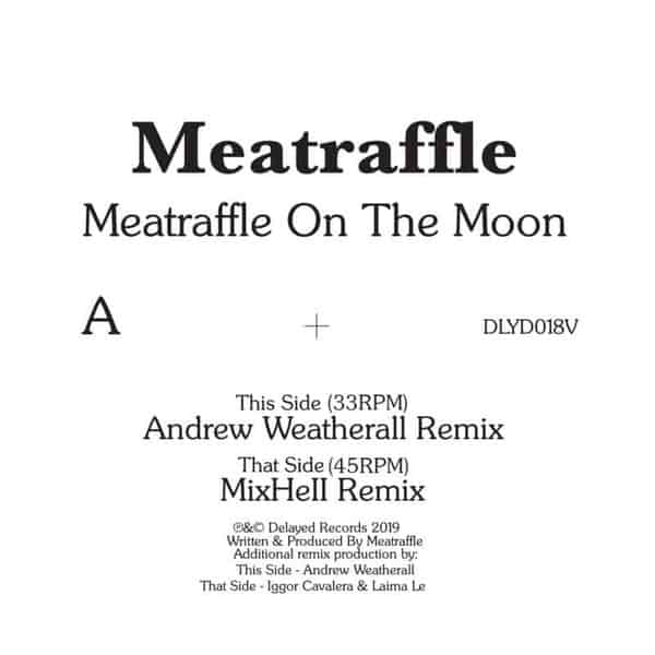 'Meatraffle On The Moon' by Meatraffle