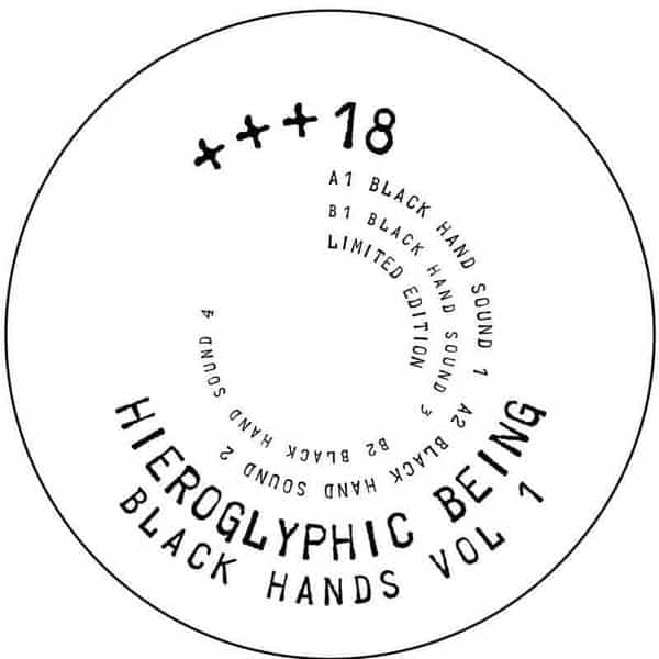 'Black Hands Vol. 1' by Hieroglyphic Being