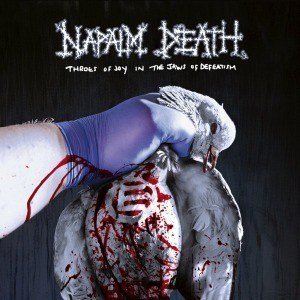 'Throes Of Joy In The Jaws Of Defeatism' by Napalm Death