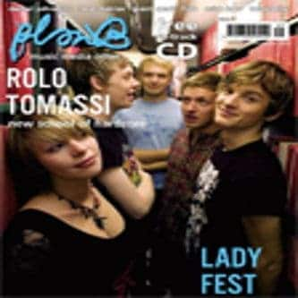 'ISSUE 37 (Rolo Tomassi Cover)' by Plan B
