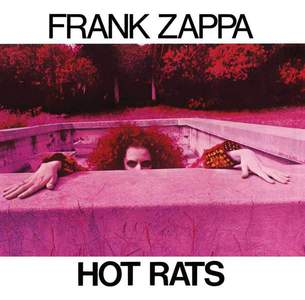 'Hot Rats' by Frank Zappa