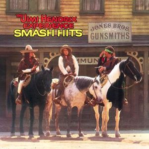 'Smash Hits' by Jimi Hendrix