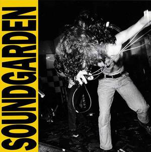 'Louder Than Love' by Soundgarden
