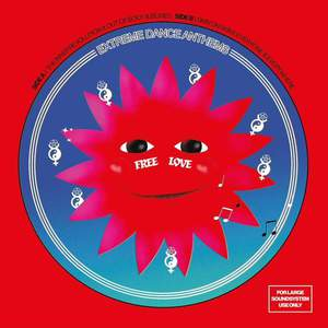 'Extreme Dance Anthems' by Free Love
