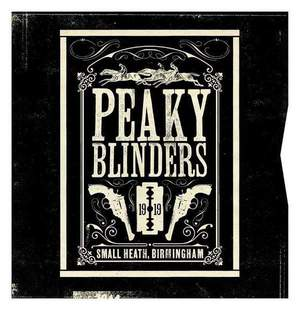 'Peaky Blinders: Original Soundtrack (Series 1-5)' by Various