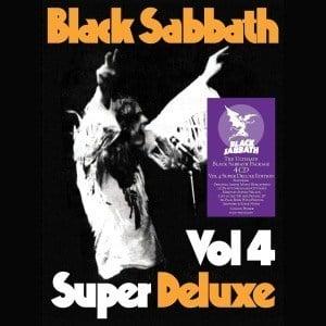 'Vol 4 (Super Deluxe)' by Black Sabbath