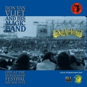 Live At Bickershaw Festival by Don Van Vliet And The Magic Band