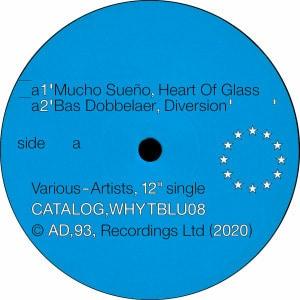 'Blue 08' by Mucho Sueño / Bas Dobbelaer / Martinou / Sapphire Slows