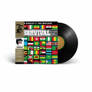 'Survival' by Bob Marley & The Wailers