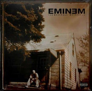 'The Marshall Mathers LP' by Eminem