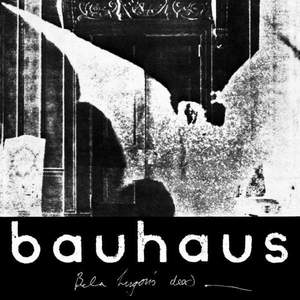 'The Bela Session' by Bauhaus