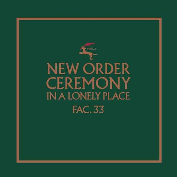 'Ceremony (Version 1)' by New Order