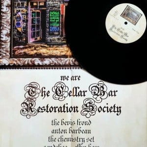 'We Are The Cellar Bar Restoration Society' by Various