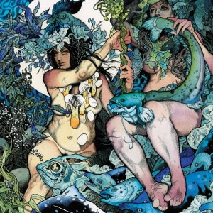 'Blue Record' by Baroness