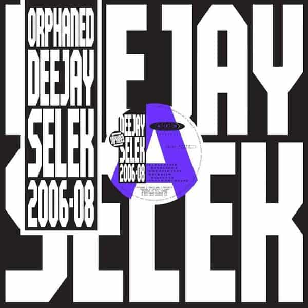 'orphaned deejay selek 2006-2008' by AFX (Aphex Twin)