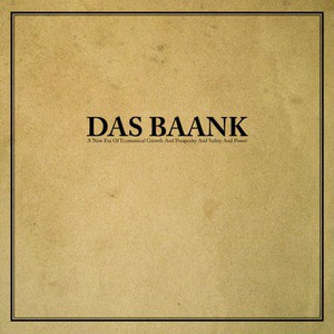 'Das Baank' by Leif Elggren