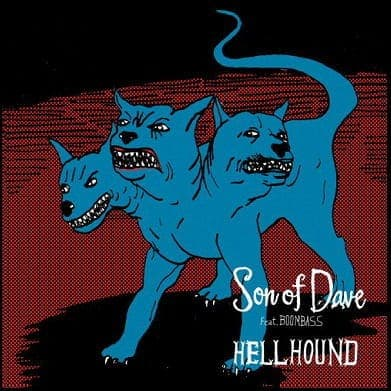 'Hellhound EP' by Son Of Dave
