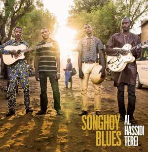 'Al Hassidi Terei' by Songhoy Blues