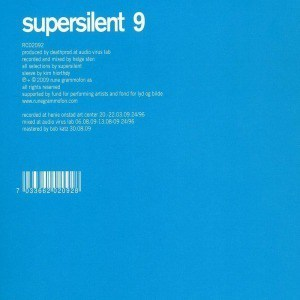 '9' by Supersilent