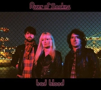 'Bad Blood EP' by River Of Snakes