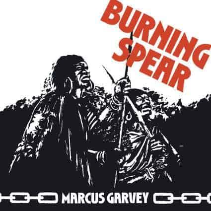 'Marcus Garvey' by Burning Spear
